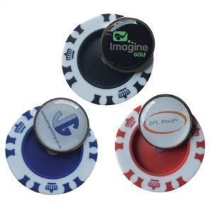 Crown Poker Chip