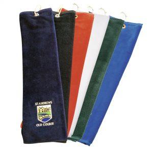 Turnberry Tri-fold Towel