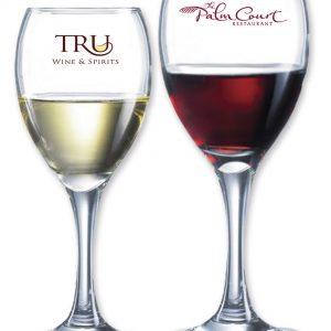 Seattle Wine Glass