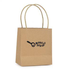 Brunswick Natural Small Paper Bag