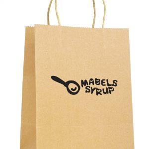 Brunswick Natural Medium Paper Bag