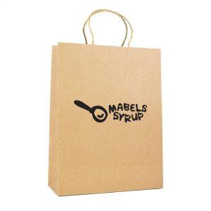 Brunswick Natural Large Paper Bag