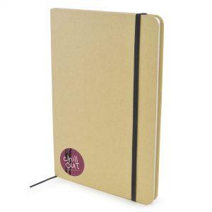 A5 Natural Notebook