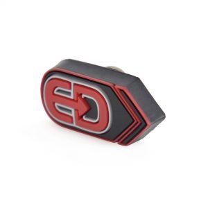 Small PVC Badge