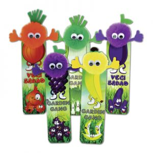 HEALTHY BOOKMARKS