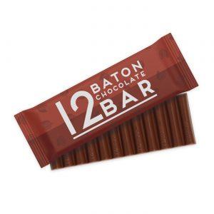 12 BATON CHOCLATE BAR