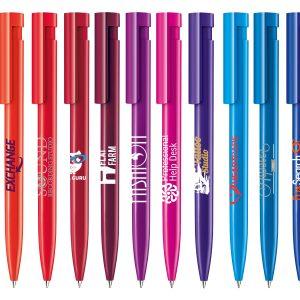 SENATOR Liberty Polished plastic ball pen