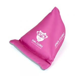 BEANBAG PHONE HOLDER WITH MICRO CLEAN BOTTOM